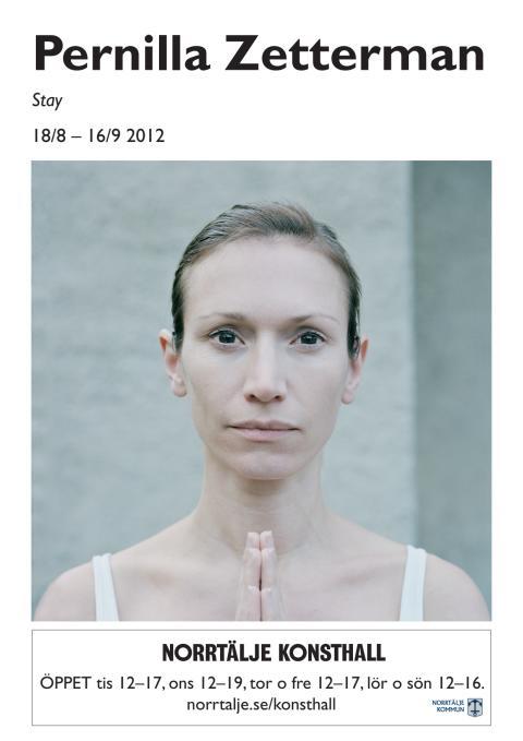 """Pernilla Zetterman visar """"Stay"""" på Norrtälje konsthall"""