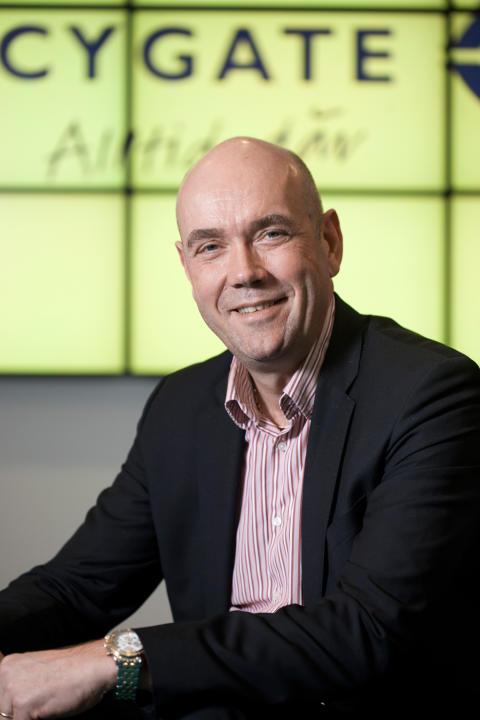 Bengt Lundgren - VD, Cygate AB