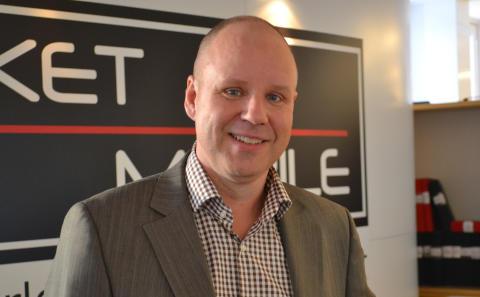 Anders Tormod VD på PocketMobile