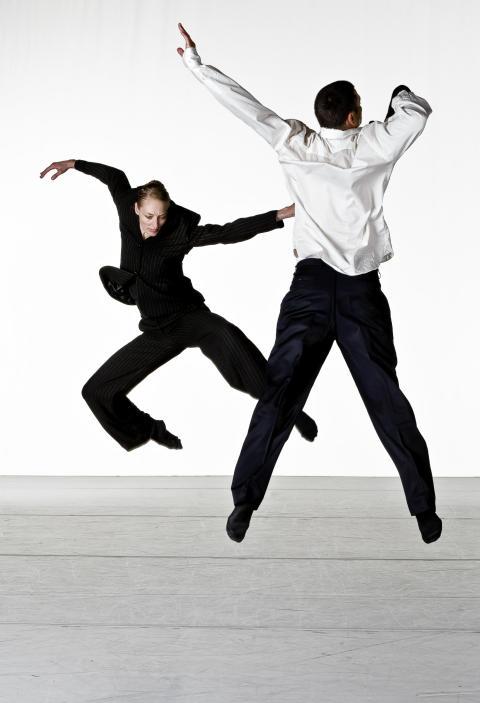 FOCUS DANCE GÄSTAR UPPSALA STADSTEATER
