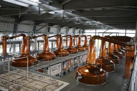 Diageo inviger sitt första större whiskydestilleri på mer än 30 år – Roseisle, Skottland