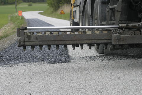 Klimatsmart asfaltläggning