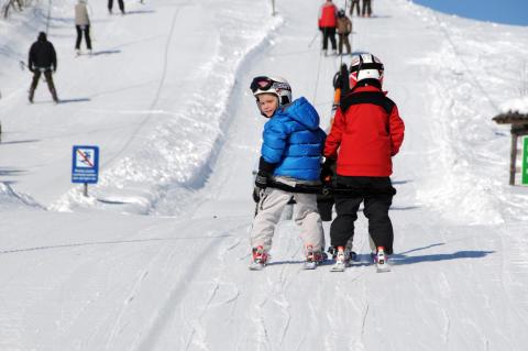 Vintersemestern bokas tidigare – logibokningarna har ökat med 18 procent
