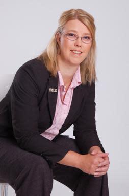 Agneta Rebo nominerad till Årets Affärsnätverkare 2012!
