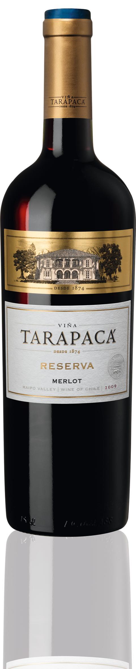Tarapaca Reserva Merlot