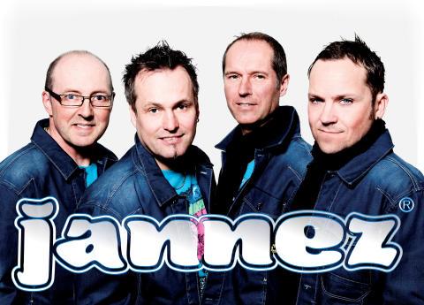 Dansbandet Jannez till TanumStrand