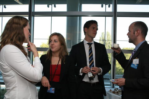 SwedenBIO at European Parliament Outreach Event in Strasbourg, Oct 20th