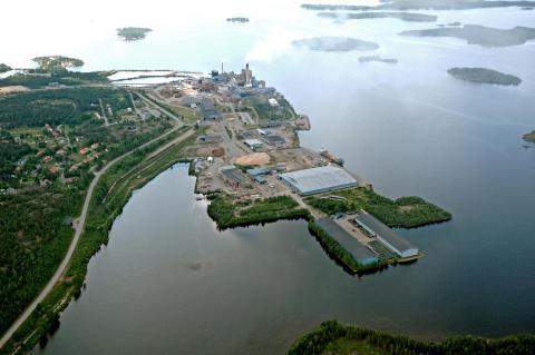 Start för muddring av farled till Karlsborgs hamn i Kalix