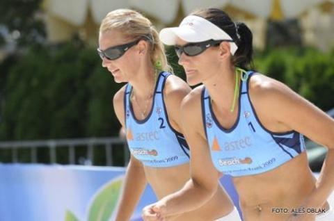 Guldkortsmedlemmar på IKSU sport får träna beach med elitspelare