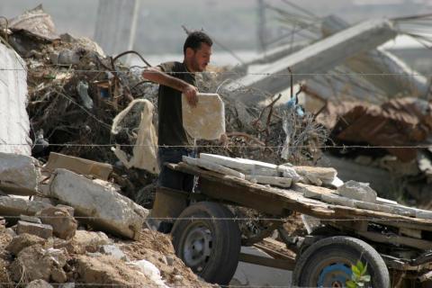 Ny rapport: Omvärlden medskyldig till att Gazaborna lever i ruiner