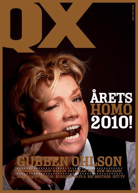 QX Mars 2011