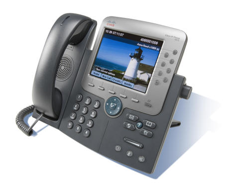 Cisco Unified IP-telefon