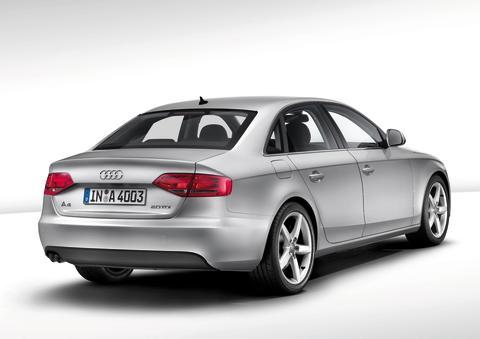 Nya Audi A4 Bild 4