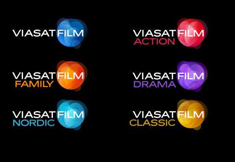 TV1000 blir til Viasat Film: Viasat lanserer ny kanalmerkevare og fire nye filmkanaler i HD