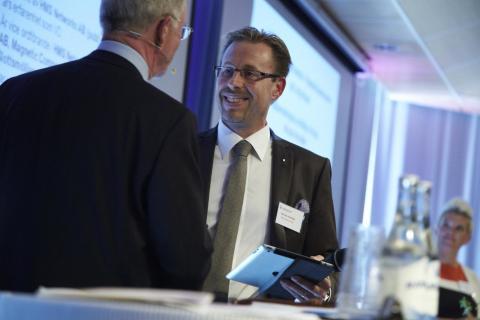 Hassbjer ny ordförande i Handelskammaren