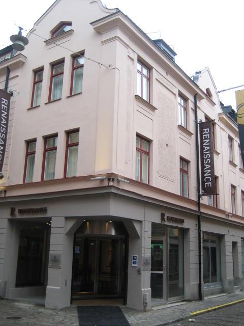 Marriott Renaissance Hotel i Malmö 3