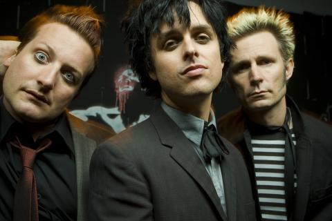 Green Day pressbild 1 2009