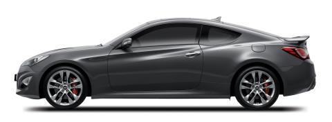 Ny Genesis Coupe