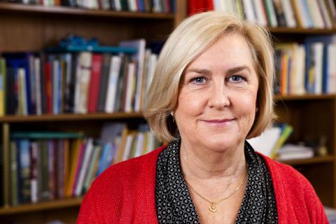 Ewa Samuelsson toppar KD-listor i Stockholms stad