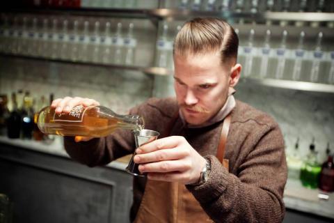 Norra Europas bästa bartender har korats