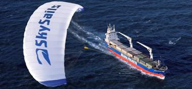 Kite Powers Largest Vessel to Date