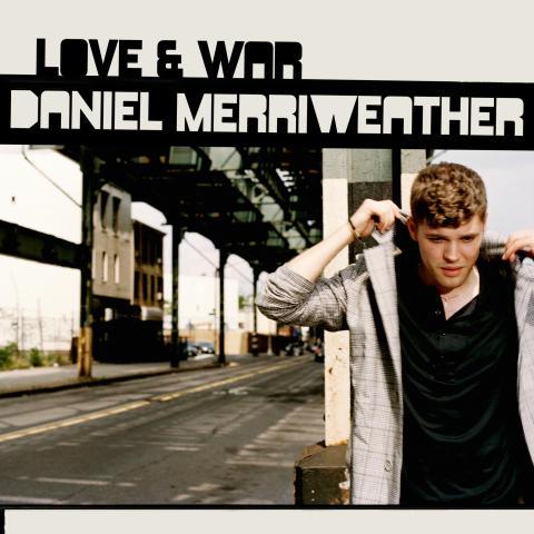 Daniel Merriweather släpper album producerat av Mark Ronson