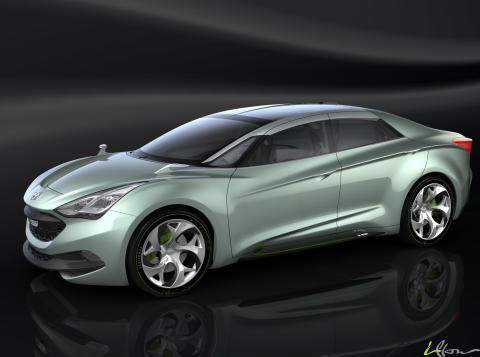 Nya miljöpositiva modeller från Hyundai