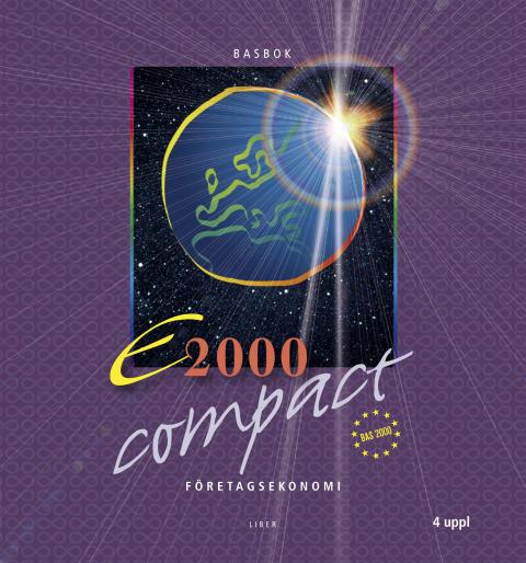 E2000 Compact Företagsekonomi B - Lyfter in verkligheten i klassrummet!