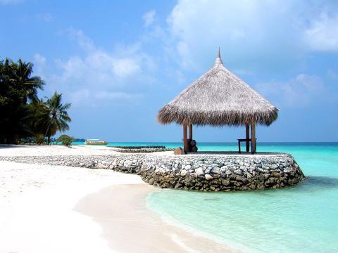 Maldiverna, Kuramathi