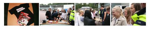 Populärt projekt når nya målgrupper när Växjö Energi anordnar Energi för tjejer