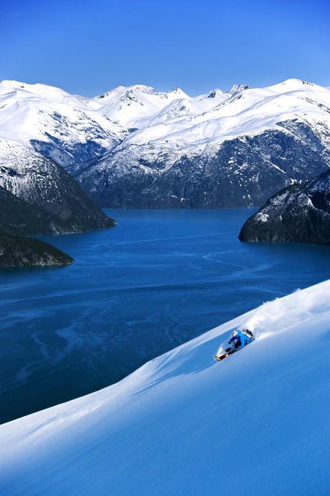 Alpepasset - Alpinskidåkning runt FjordNorge
