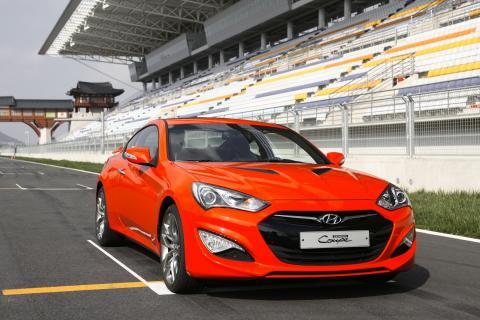Hyundai lanserer ny sportsbil