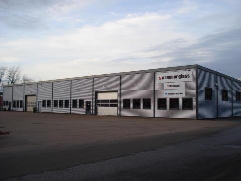 Hammerglass etableras i Danmark