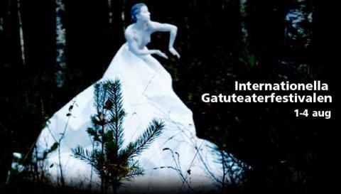 Den 15:e Internationella Gatuteaterfestivalen i Halmstad