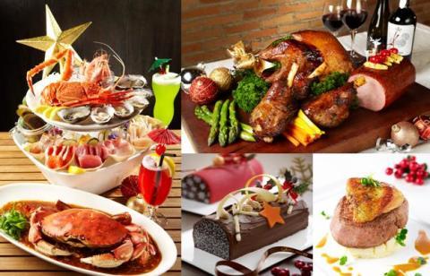 Clarke Quay Christmas Dining Specials