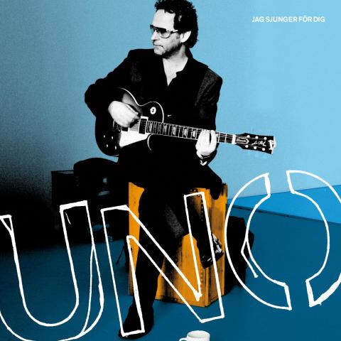 Uno Svenningsson - Jag sjunger för dig albumomslag
