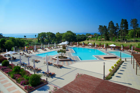Utopia Spa & Resort, Airtours All-Inclusivehotell på Kefalonia