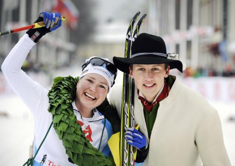 Jenny Hansson vann TjejVasan 2011