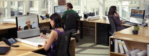 Cisco breddar videoerbjudandet
