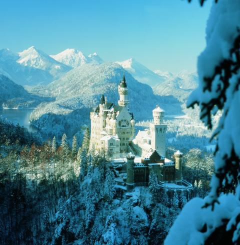 Tysklandsturismen sätter nytt rekord: 80 miljoner internationella övernattningar 2016