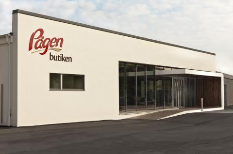 Pågen öppnar egen butik i Malmö