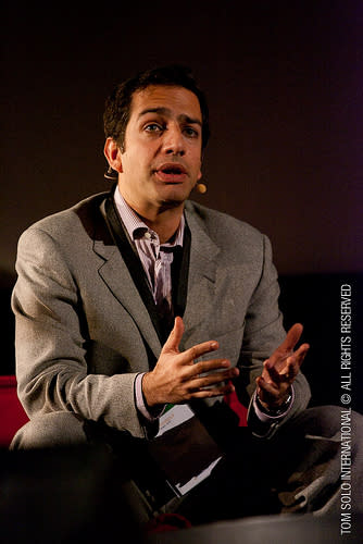 SIME Stockholm 2010 - Sohrab Ghotbi, Director Advertising, Global Online Media