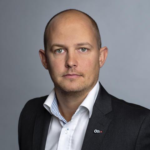 Joachim Westher Andersen - Medieansvarlig