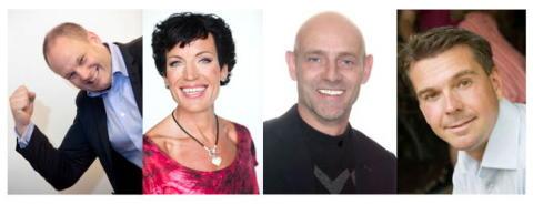 Pressinbjudan: Max Söderpalm och Tvärtomsuccén kommer till Oscarsteatern  tillsammans med Annika R Malmberg, Thomas Lundqvist och Tomas Lydahl