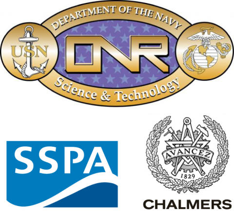 SSPA & Chalmers as local hosts