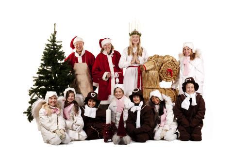 Sigtuna bjuder på en femte julmarknad