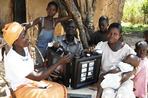 NK Glas, Porslin & Kök har startat ett hjärteprojekt med Solvatten.