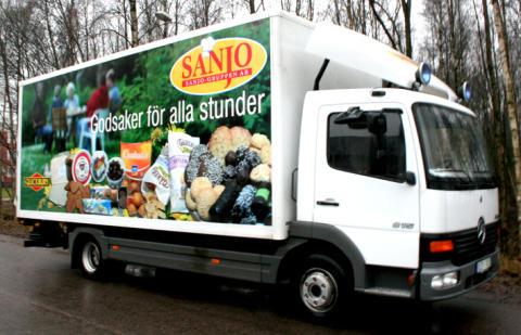 Gray's American Stores ökar tempot i Södra Sverige med Sanjo Gruppen