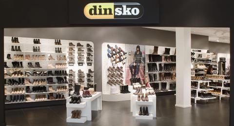 DinSko åpner på Sirkus shopping