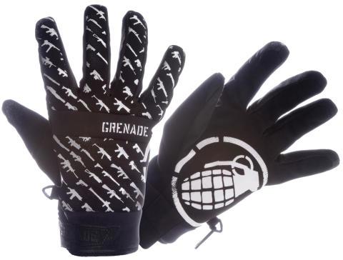 "Grenade handske G.A.S ""Rouge status"""